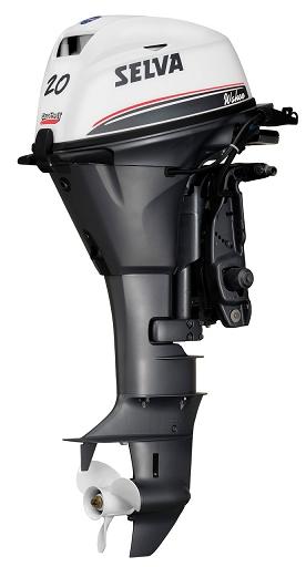 Silniki Selva Yamaha