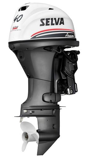 Silnik SELVA Aruana 40