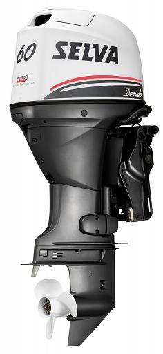 Silnik SELVA Dorado 60 KM E.F.I.