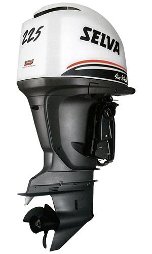 Silnik SELVA Fin Whale 225 KM E.F.I.