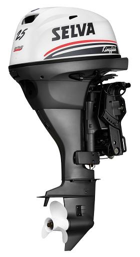 Silnik SELVA Kingfish 25 KM