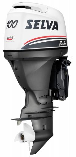Silnik SELVA Marlin 100 KM E.F.I.
