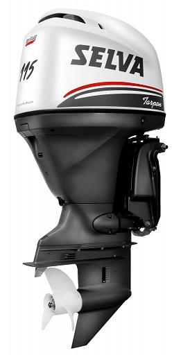 Silnik SELVA Tarpoon 115 KM E.F.I.