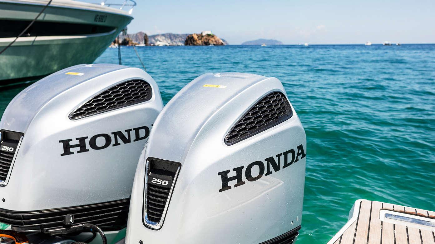 Silniki zaburtowe Honda BF 250